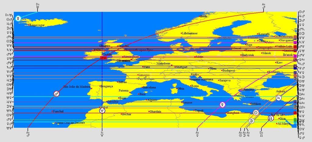 La dernière éclipse de l'année 2019 est une éclipse annulaire de Soleil. L'éclipse du 26 Décembre 2019, qui se produit deux semaines avant l'éclipse pénombrale de Lune du 10 Janvier 2020, est visible depuis la péninsule saoudienne, le sud de l'Inde, Sumatra, Bornéo, les Philippines et Guam. Une éclipse partielle est vue depuis une région beaucoup plus vaste couvrant une grande partie de l'Asie, le nord-est de l'Afrique, et l'ouest de l'Australie.