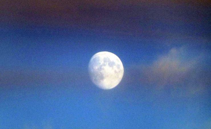 Eclipse de lune pénombrale du 5 juillet 2020